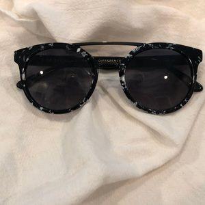 DIFF Astro polarized sunglasses. LIKE NEW!